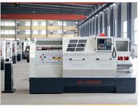 horizontal precision CNC lathe CLK6163