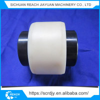 Manufacture gear and sleeve shaft coupling