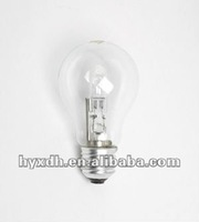 A60/A19 230V 28W E27 energy saving halogen lighting bulb