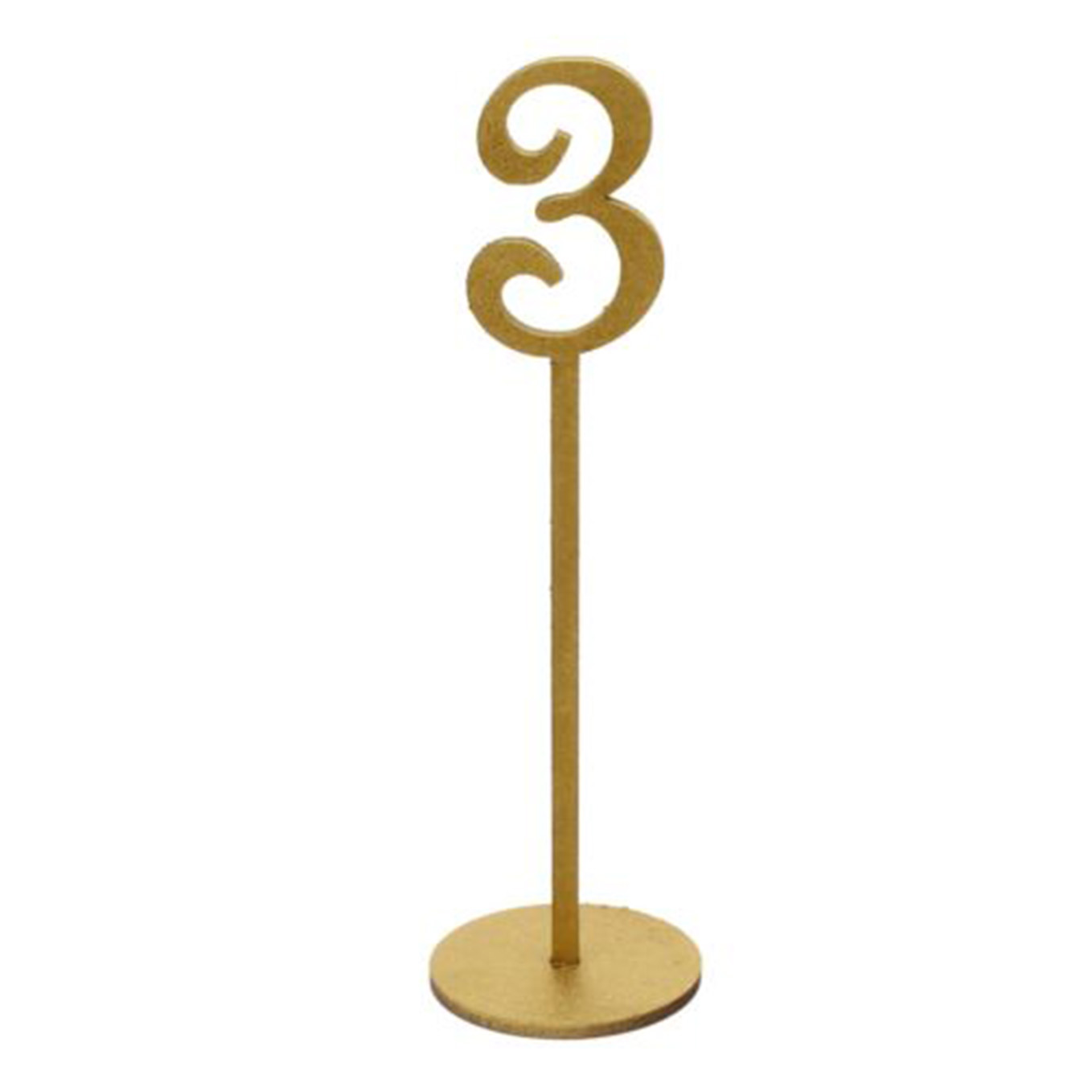 Party Decoration Wedding Table Number Stands wood of no.1-20