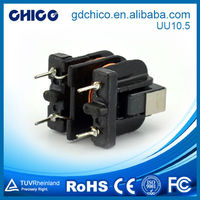 UU10.5 High quality small size 10 mh inductor