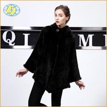 china factory brand new design high quality real mink sable fur coats