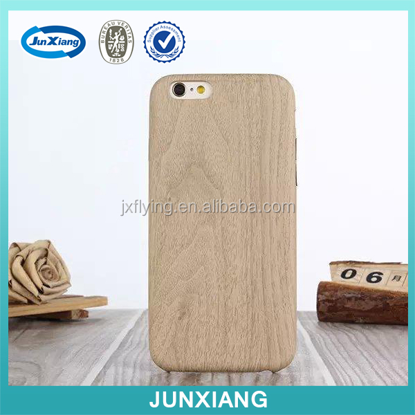 New products ultra thin soft TPU protective wood pattern back cover tpu mobile case for iphone 6 case