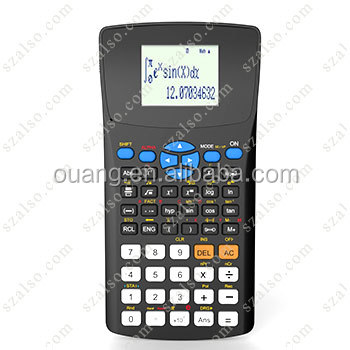 Multi-function 2.4 inch function calculator support TF card calculator ODM-62