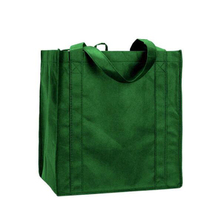Custom printing durable non-woven bag handled tote bag