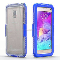 Phone Mobile Protective Waterproof Cover Skin for Samsung Note 2 3 4 Case