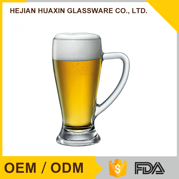 Hot Selling Highend Double Wall Pyrex Beer Mug Glass