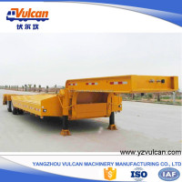 Good Quality 3 Axle Gooseneck Low