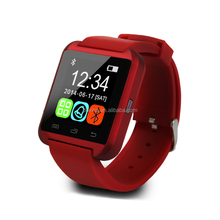 2015bluetooth wrist watch mp3 player connecting with android smart phone