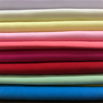 Plain Dyed T/R Fabric For Shirt