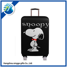 Cartoon Printed Suitcase Trolley Travel Suitcase Protector