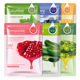 Rorec moisturizing Olive honey aloe vera pomegranate blueberry Natural Skin Care facial mask