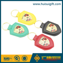 Popular custom design key chain cheap famous brand designer handbag logos