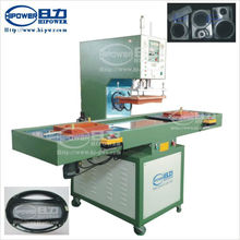 Auto High Frequency Speaker Grill Embedding Machine