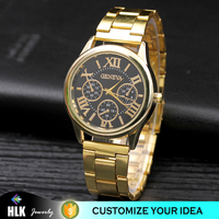 Hot Selling Product Casual Wearing Accessories Mens Wrist Watch