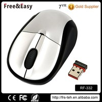 3D Style mac compatible wireless optical mouse