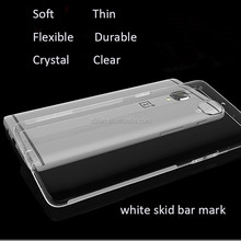 For OnePlus 3 Case, Fashion Clear Soft TPU Protective Case Cover Shell Skin For OnePlus 3