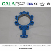 high quality casting shap mode for lug butterfly valve