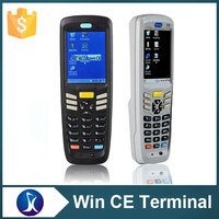 1D barcode scanner with display, touch screen handheld pda barcode scanner