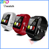 2015 wholesale u8 bluetooth smart wrist watch phone kids android touch screen smart watch mobile phone