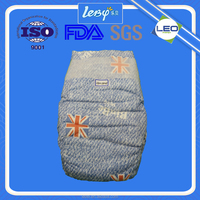 Low Price Wholesale Disposable Manufacturer Baby Diapers