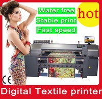 digital printing machine textile for cotton fabric, direct printing