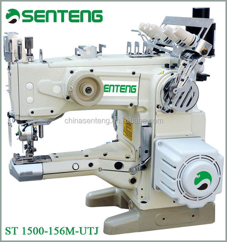 ST 1500-156M-UTJ hot new products yamato type industrial sewing machines, direct drive