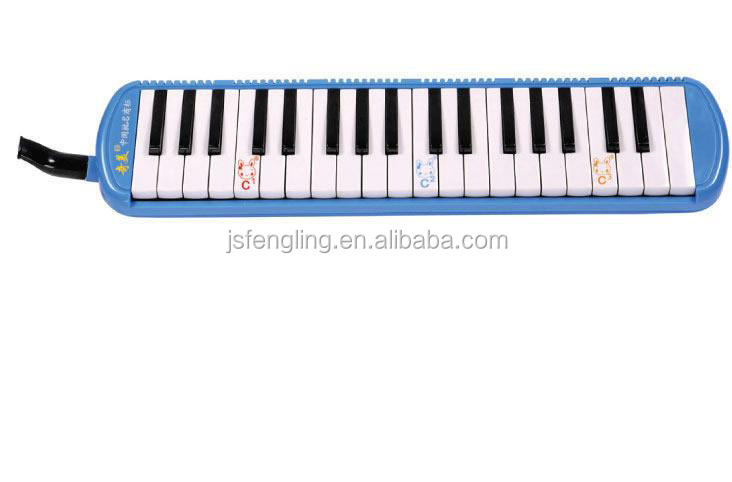 Copper Plate 37 Key Melodica For Students With Excellent Quality