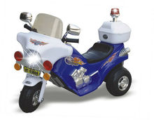 Rechargeable battery toy motorcycle with EN71