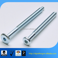 Reduced Shank Undercut Electrical Socket Screws