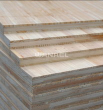 Wanael Good Quality Furniture Raw Material, Melamine Paper Laminated Wood Block Board