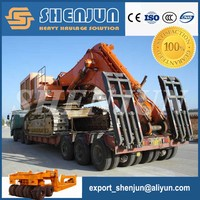 Excavator Trailer Low Bed Excavator Trailer