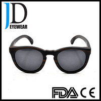 china cheap price dark lens ebony wood sunglasses most fashion recycled wood sunglasses