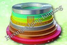 Coloured ABS edge banding