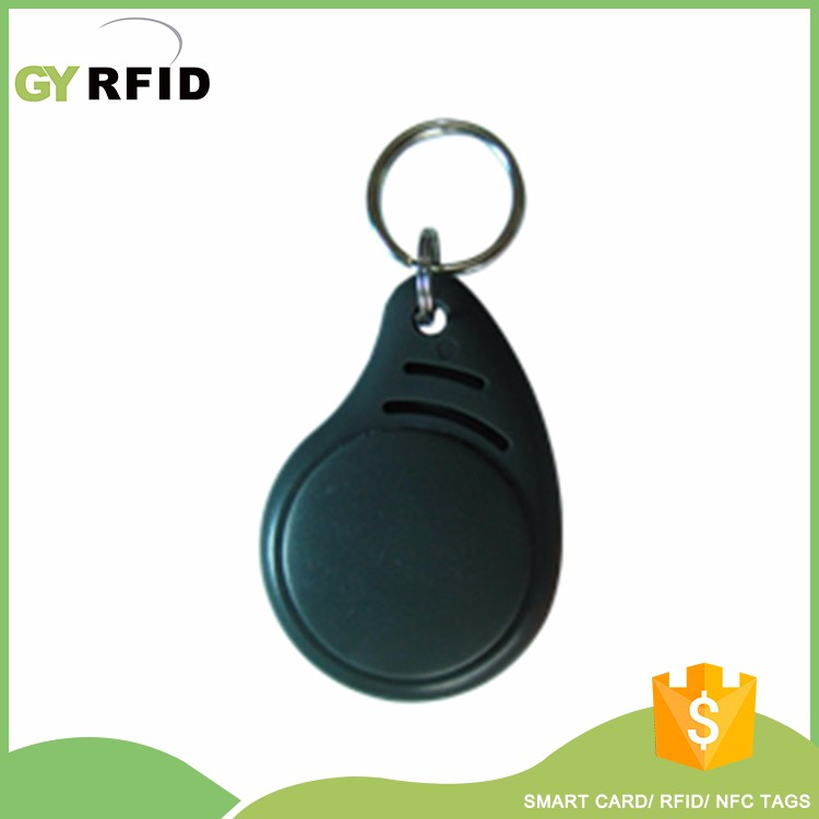 Cheap Strong Abs Material Custom Hotel Rfid Key Fobs