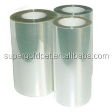 Korea Improt PET material screen protector roll material,removable protect film