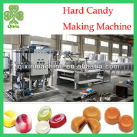 Hot selling hard candy processing machine and production line