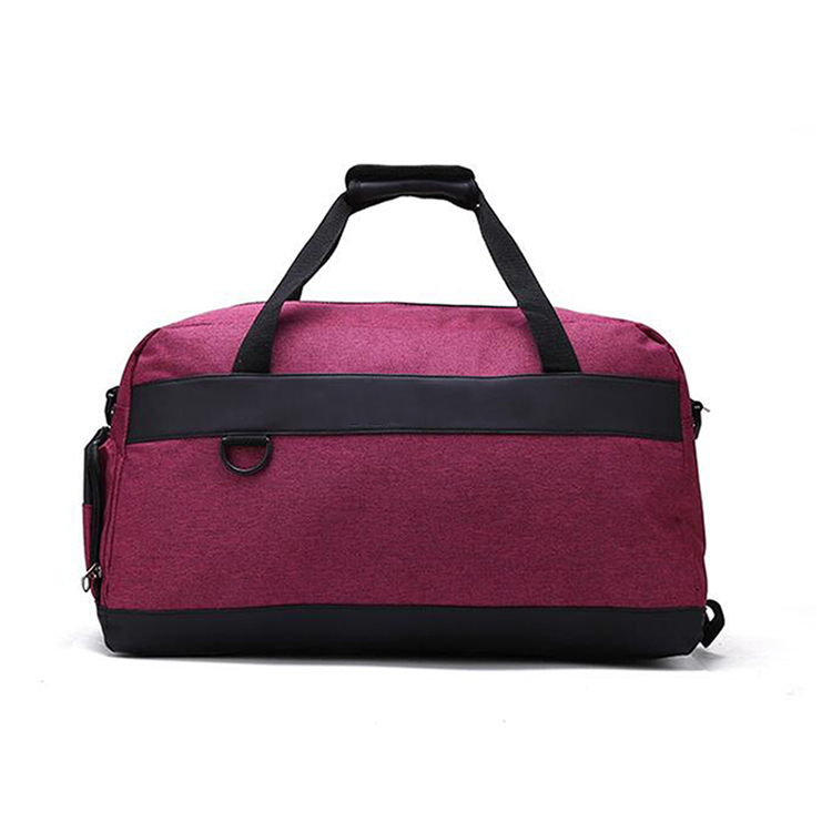 1DF0146 Brand Fashion Outdoor Weekender Travel Sports Gym Fitness Tote Duffle Bag for Women