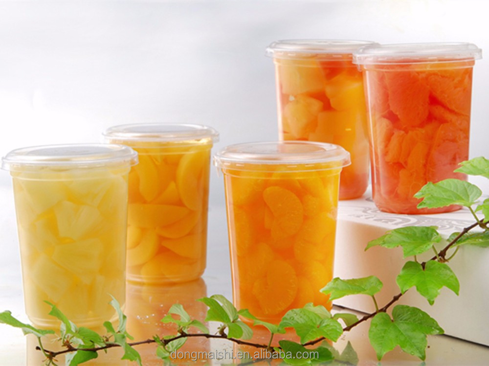 Best Selling Products Fruit Syrup Spring Summer Salad With Fruit In It