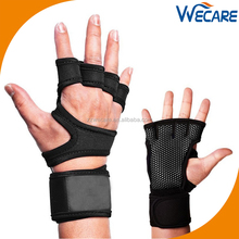 Crossfit And Weight Lifting Gloves Best For Athletes Full Palm Protection Wrist Support WODs Gloves