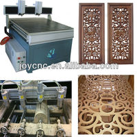 4.5KW Spindle High Configuraton multi spindle wood carving machine