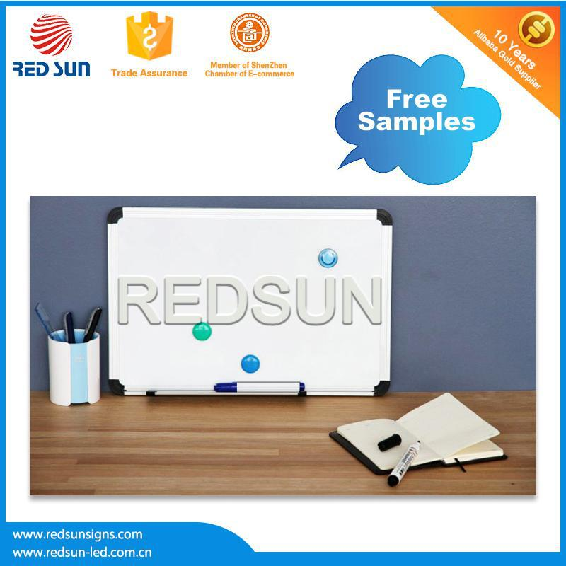 High grade Household magnetic whiteboard for refrigerator