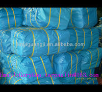 PE tarpaulin factory waterproof laminated coated high quality