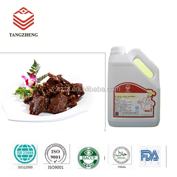 China Manfacturer Direct Sale Food Additives Food Seasoning Ingredients Beef Flavour