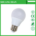 2016 china zhongshan real factory new led bulb 7w