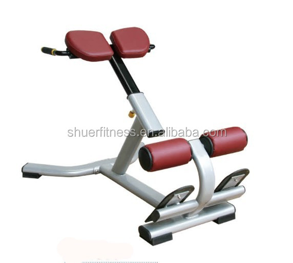 Gym Equipment Fitness Equipment Commercial adjustable roman chair