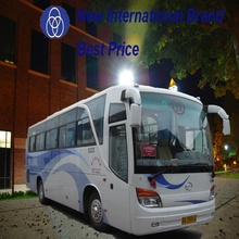 Wuhan Bus 10m 44 seats travel bus