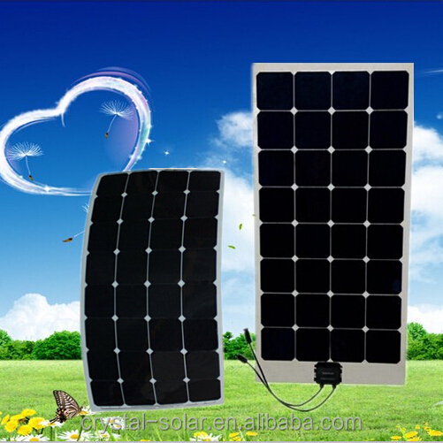 ISO factory cheap price flexible solar panel 100W 150W 200W 250W 300W Polycrystalline Monocrystalline SunPower solar panel
