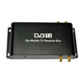 SYTA S2013C DVB T2 Digital TV Converter Box Fast Decoding Mobile Car TV Analog Tuner High Speed Strong Signal Receiver