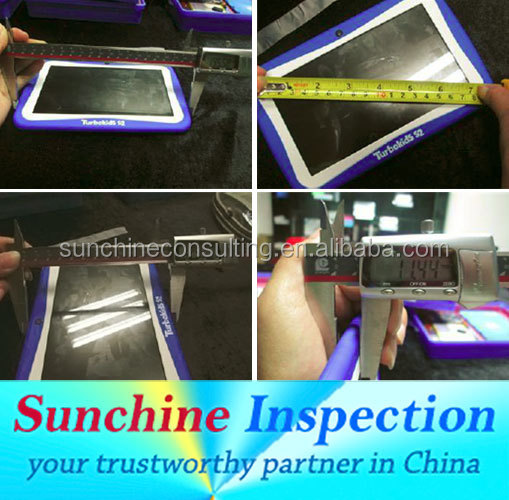 Second-Hand Laptop Quality Inspection / Refurbished Phone Inspection in Shenzhen/ Kids Tablet QC Inspection in Shenzhen